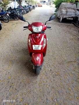 Access 125cc 2014 single owner excellent condition