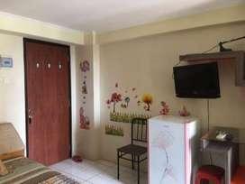 Bulanan View Keren Apartemen Menteng Square 1 KMR