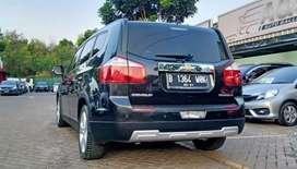 Chevrolet Orlando 1.8 LT 2015 Hitam Siap Pake