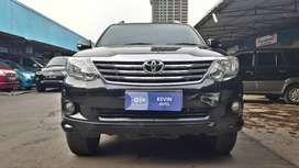 2013 Toyota Fortuner 2.7 G Luxury AT - Bensin Matic - DP 10JT