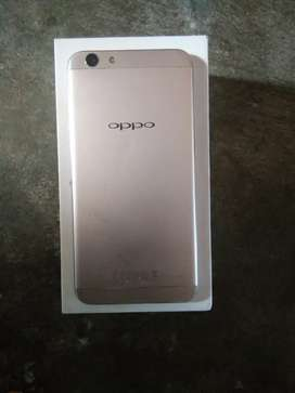 Oppo f1 S fresh condetion