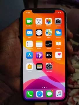 iPhone x 64 gb in good new condition