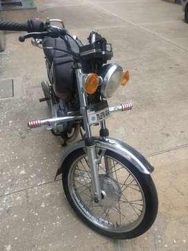 Yamaha RX135 Bike