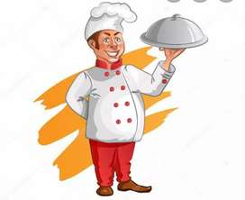 Professional cook/chef