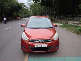 Hyundai I10 Sportz 1.2, 2011, Petrol