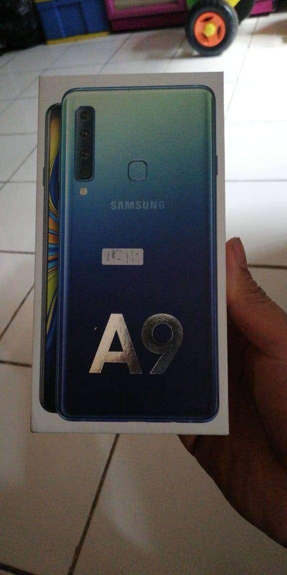 Jual Samsung A9(2018) gress 0