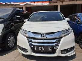 Honda Odyssey Prestige 2.4 Tahun 2015 Kondisi Sangat Mulus Terawat