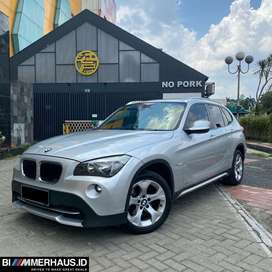 BMW E84 X1 2010 SDrive Diesel Silver On Black Low Km 59k On Going