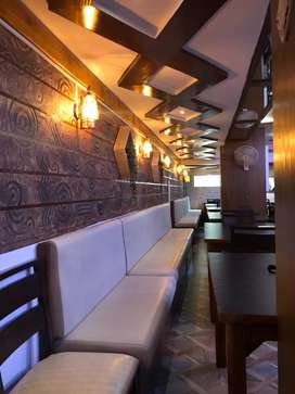 Restaurant for sale in madhapur prime location