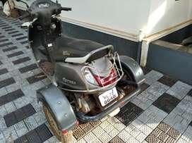 For handicap
