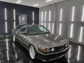 BMW 520i e34 tahun 1994 GOOD CONDITION