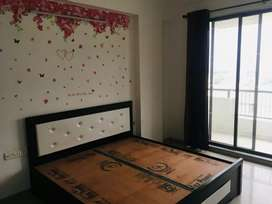 An 2bhk semi furnished flat available near sobhagpura