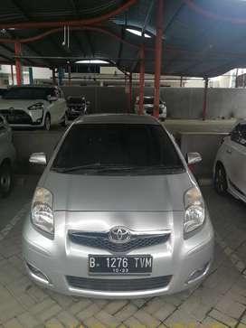 Toyota Yaris J AT Matic Siap Pakai Luar Kota Bisa Kredit