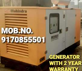 GENERATOR WID LOW FUEL CONSUMPTION N ONLY RS195 PER DAY RENT N RETURN
