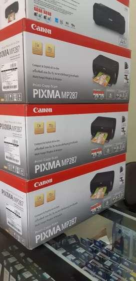JUAL PRINTER CANON PIXMA MP287