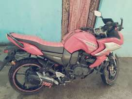 Yamaha Fazer In Neat Condition... 9252 KMS Driven..