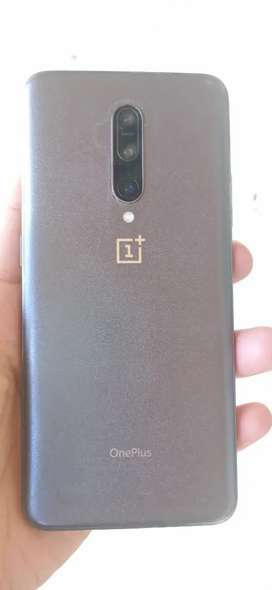 Oneplus 7Pro 6-128 GB Official PTA approved Grey Colour