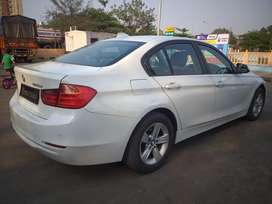 BMW 3 Series 2011-2015 320d Sport Line, 2012, Diesel