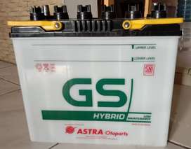 Aki GS hybride avanza xenia