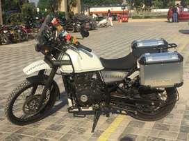 2018 RE Himalayan 411cc FI
