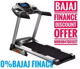Motorized  treadmill  on easy finance  scheme