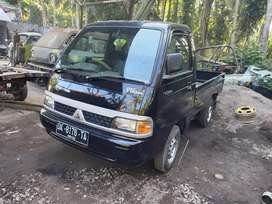 Mobil pickup colt T plat Karangasem Bali
