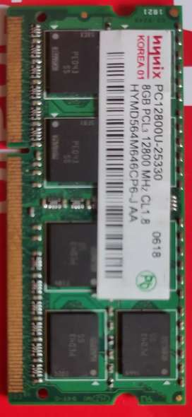 DDR3 8 GB and 4GB less used RAM for sale