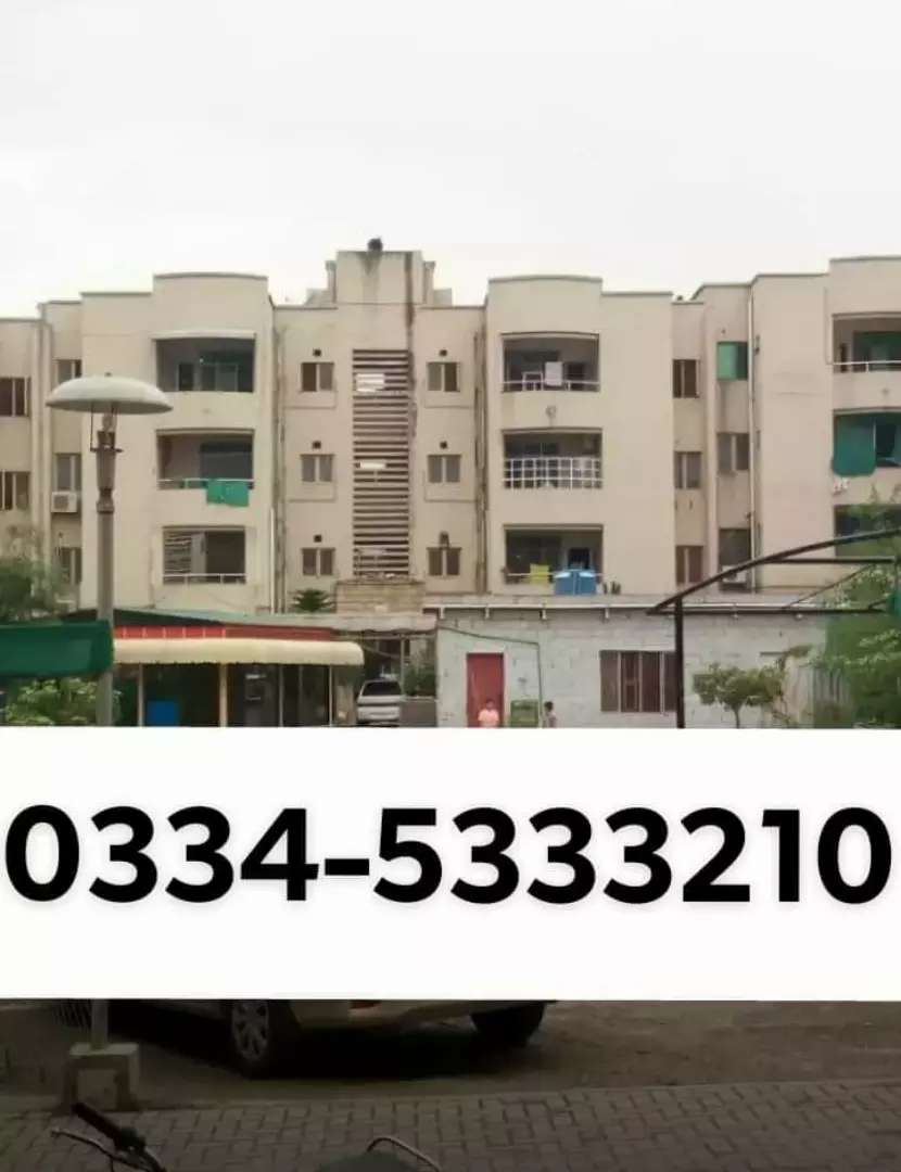G11/3 ibn E Sine road C Type Flat For Rent First Floor 0