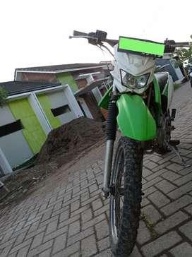 Kawazaki KLX 2010 150cc
