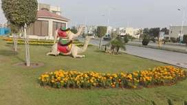 Eastern Extension Bahria Orchard Lahore