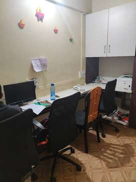 220 sqft Fully Furnished Office Space for sale in Shaniwar P