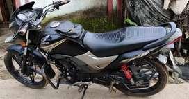 Honda shine in best condition