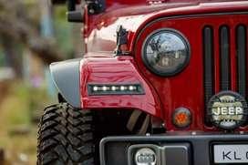 Lakshmi Jeep modified