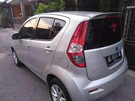 Dijual Suzuki Splash Silver 2011