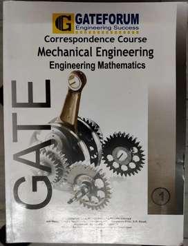 GATEFORUM Mechanical Engineering GATE BOOKS with Bag (Set of 9 Books)