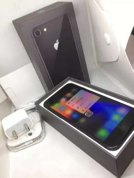 IPHONE 8 64GB GREY COLOR EXCELLENT CONDITION  ALL BRAND NEW