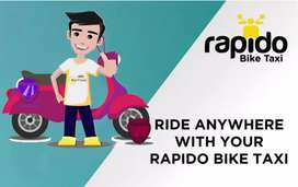 RAPIDO India's largest bike taxi
