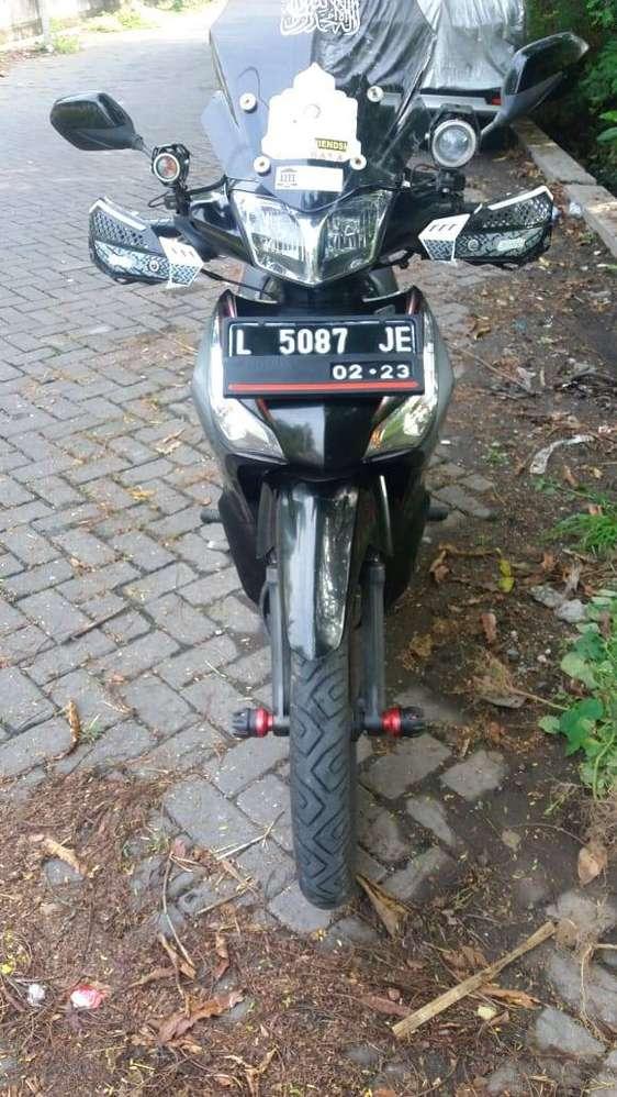 Jual Supra X Helm In 2013, Siap Touring