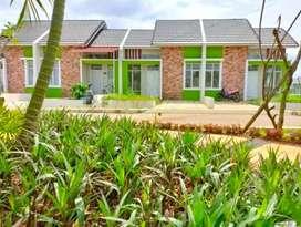 Disewakan Rumah Baru di perumahan Bukit Cimanggu City di dlm Cluster