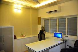 Fully furnished Air Conditioned with CCTV