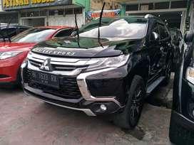 Mitsubishi pajero dakkar 2018