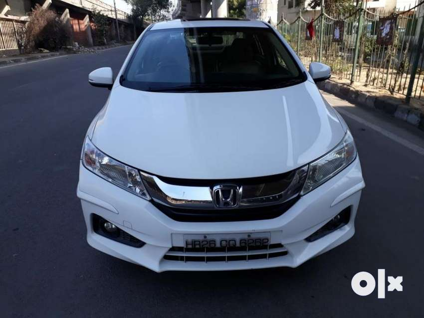 Honda City VX (O) Manual Diesel, 2015, Diesel 0