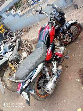 By bike is Very good condition