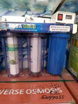 3stages water filters