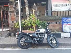 Kawasaki W175 lamp led