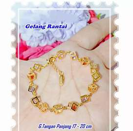 Xuping gelang Cup gold