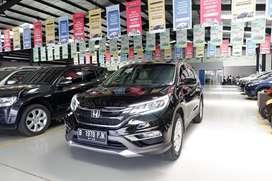 (Pajak Pjg 1thn) Honda CRV 2.0 AT 2016