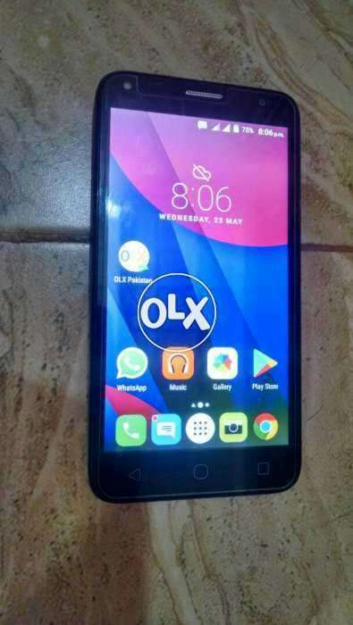 Alcatel pixi4(5) 5 inch screen new set only box open 0
