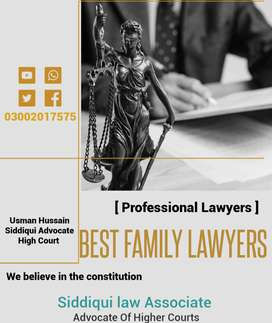 The Advocate High Court, The Family Lawyer