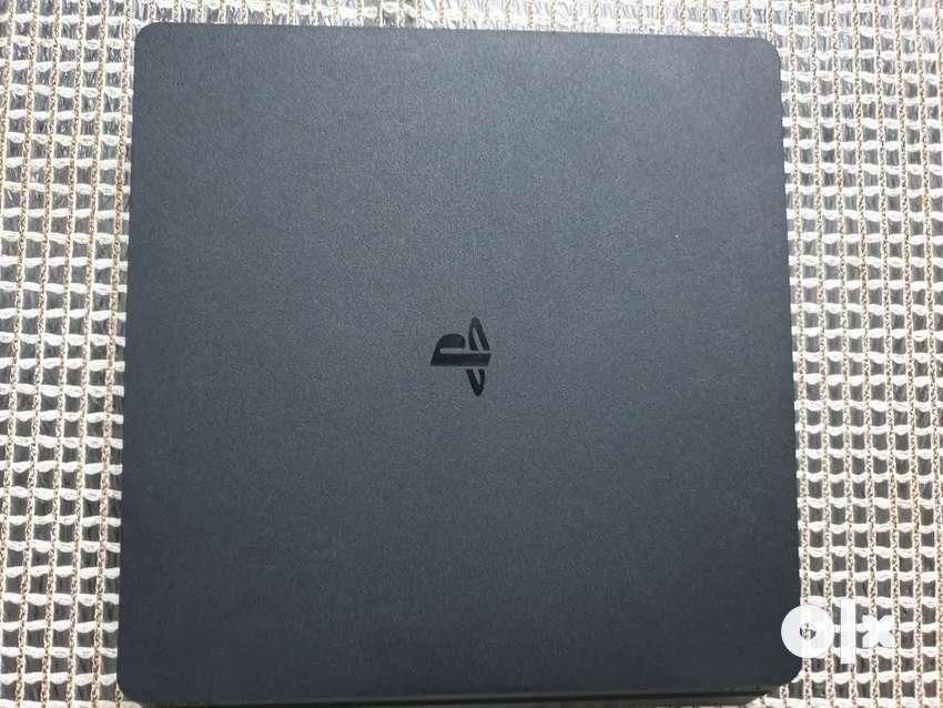 Playstation 4 Slim 1tb Jet Black 0